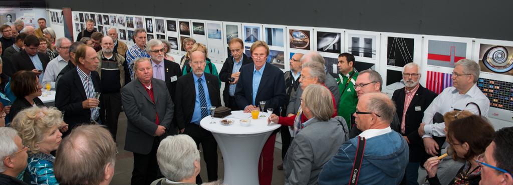 Vernissage der DFM 2015 im hessischen Bickenbach