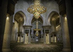 Vogt Scheich Zayid Moschee